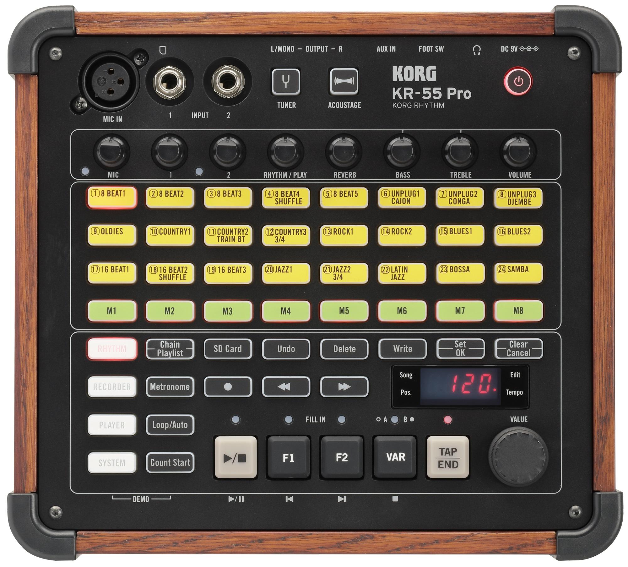 Korg KR-55 Pro Drum Computer 240698