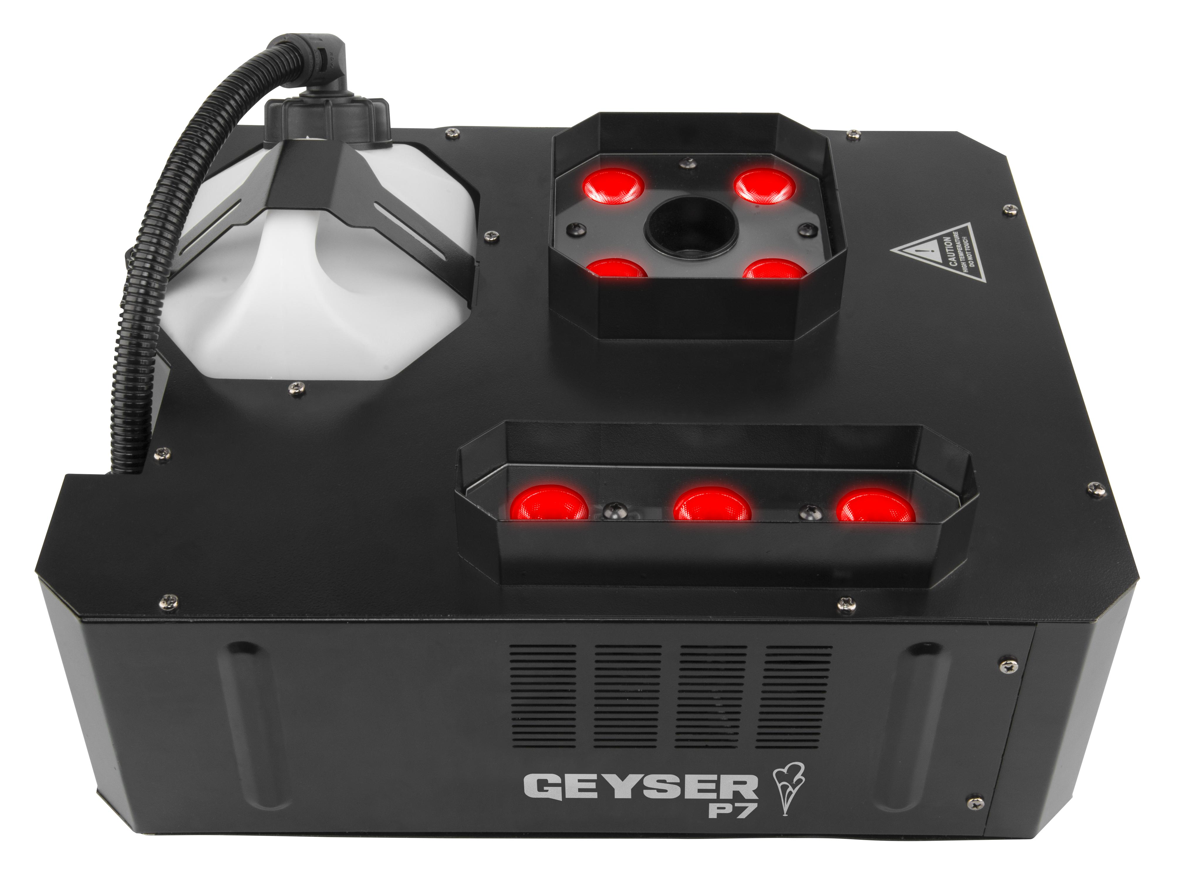 Chauvet DJ Geyser P7 240941