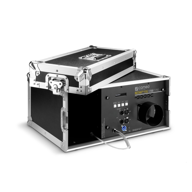 Cameo INSTANT FOG 1700 T PRO Touring-Nebelmaschine mit 1.700 W Heizleistung 242251