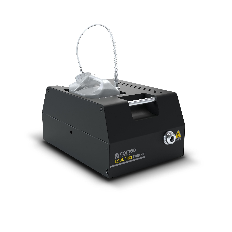 Cameo INSTANT FOG 1700 PRO Nebelmaschine mit 1.700W Heizleistung 242252