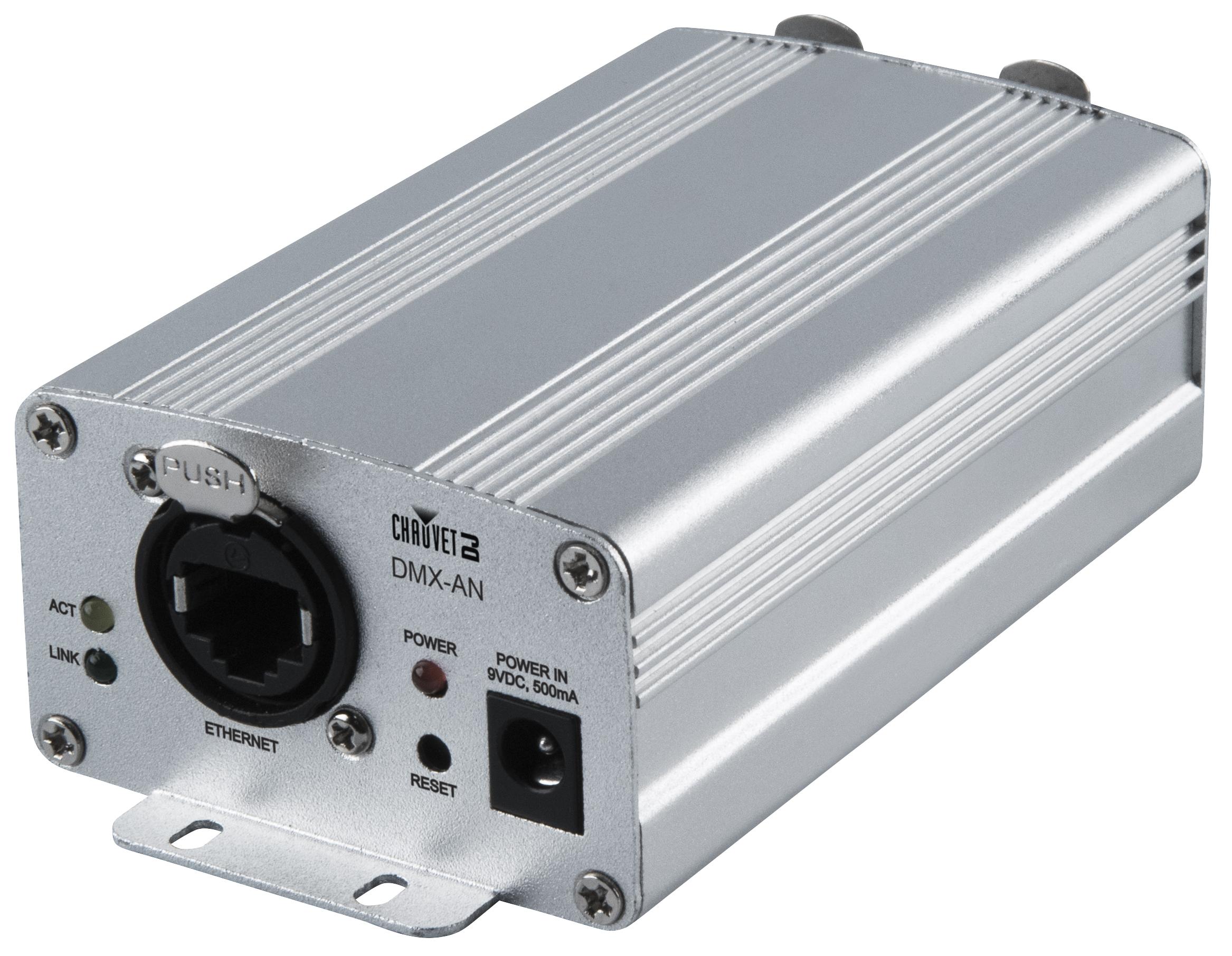 Chauvet DJ DMX-AN2 Artnet to DMX Converter 242457