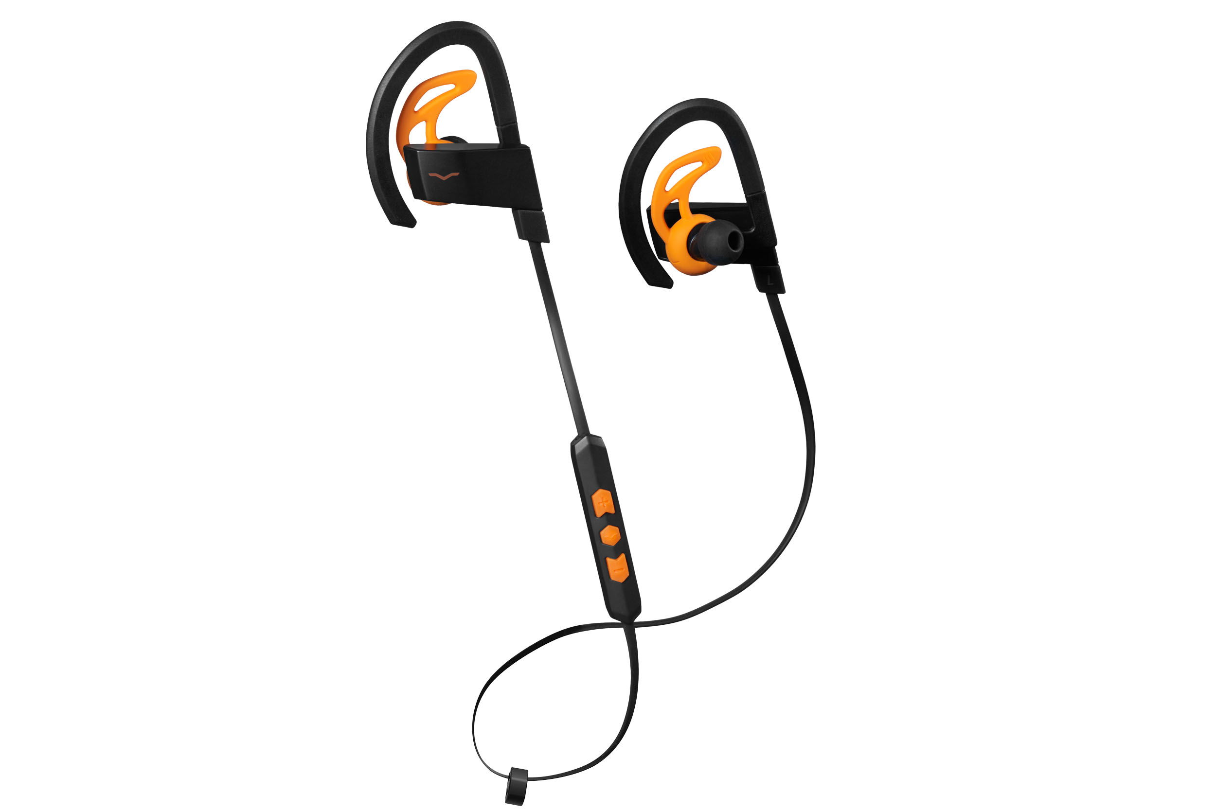 V-MODA BassFit Wireless In-Ear Sport Black 242531