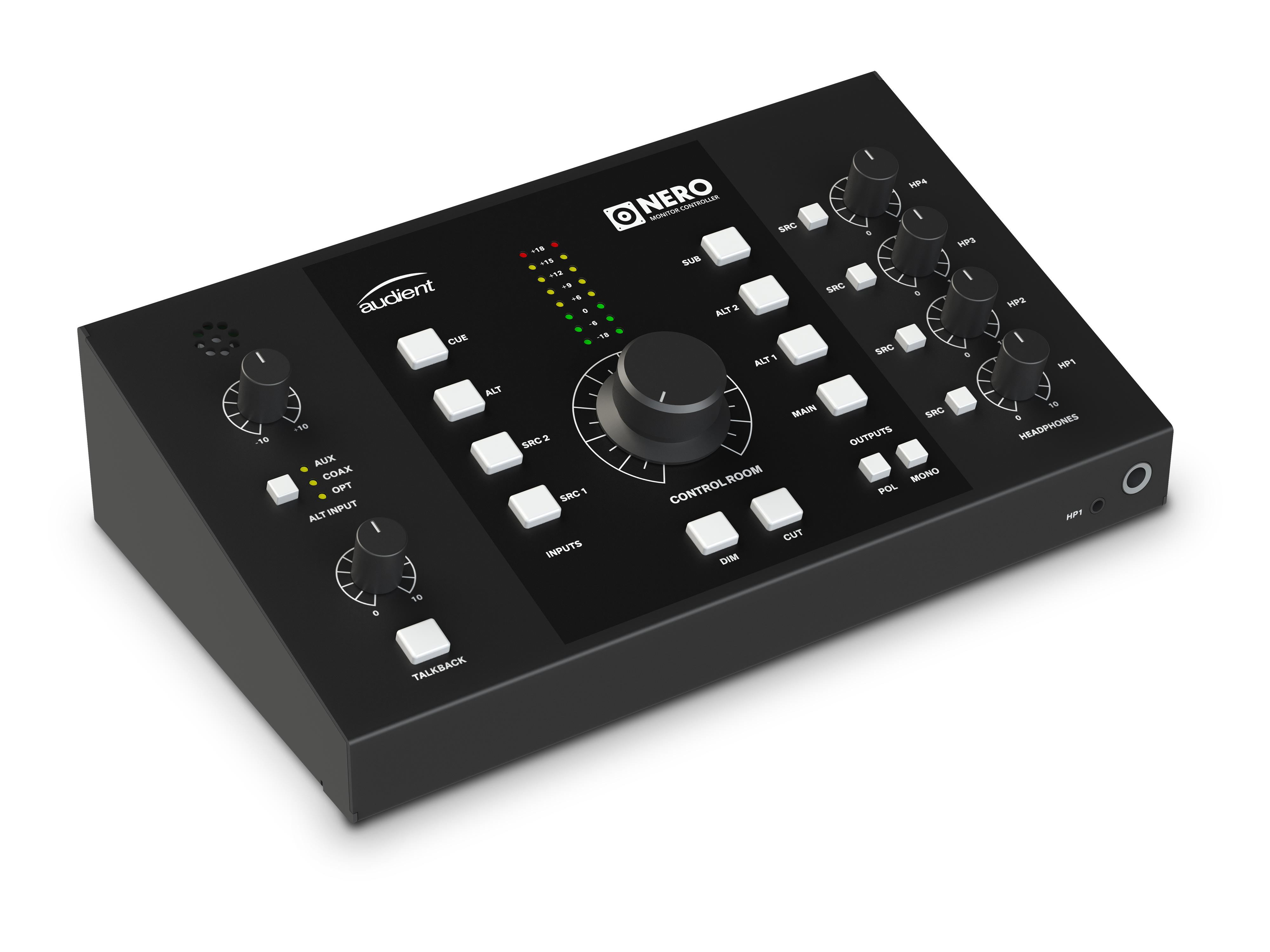 Audient NERO Monitorcontroller 242830
