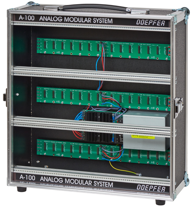 Doepfer A-100P9 Suitcase 3 x 3 HE PSU 243142