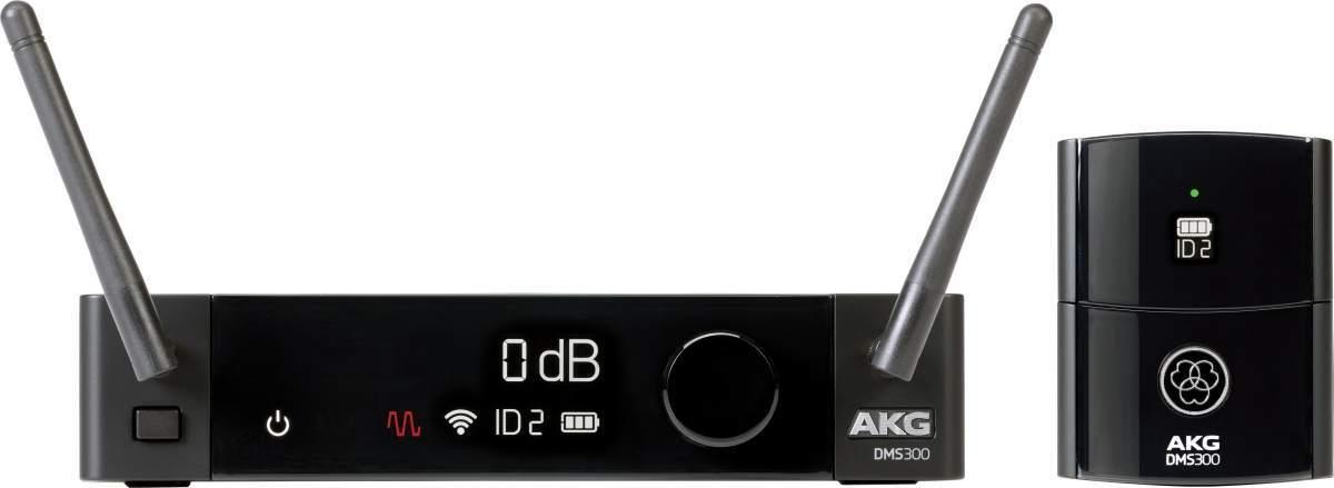 AKG DMS300 Instrumental Set 243309