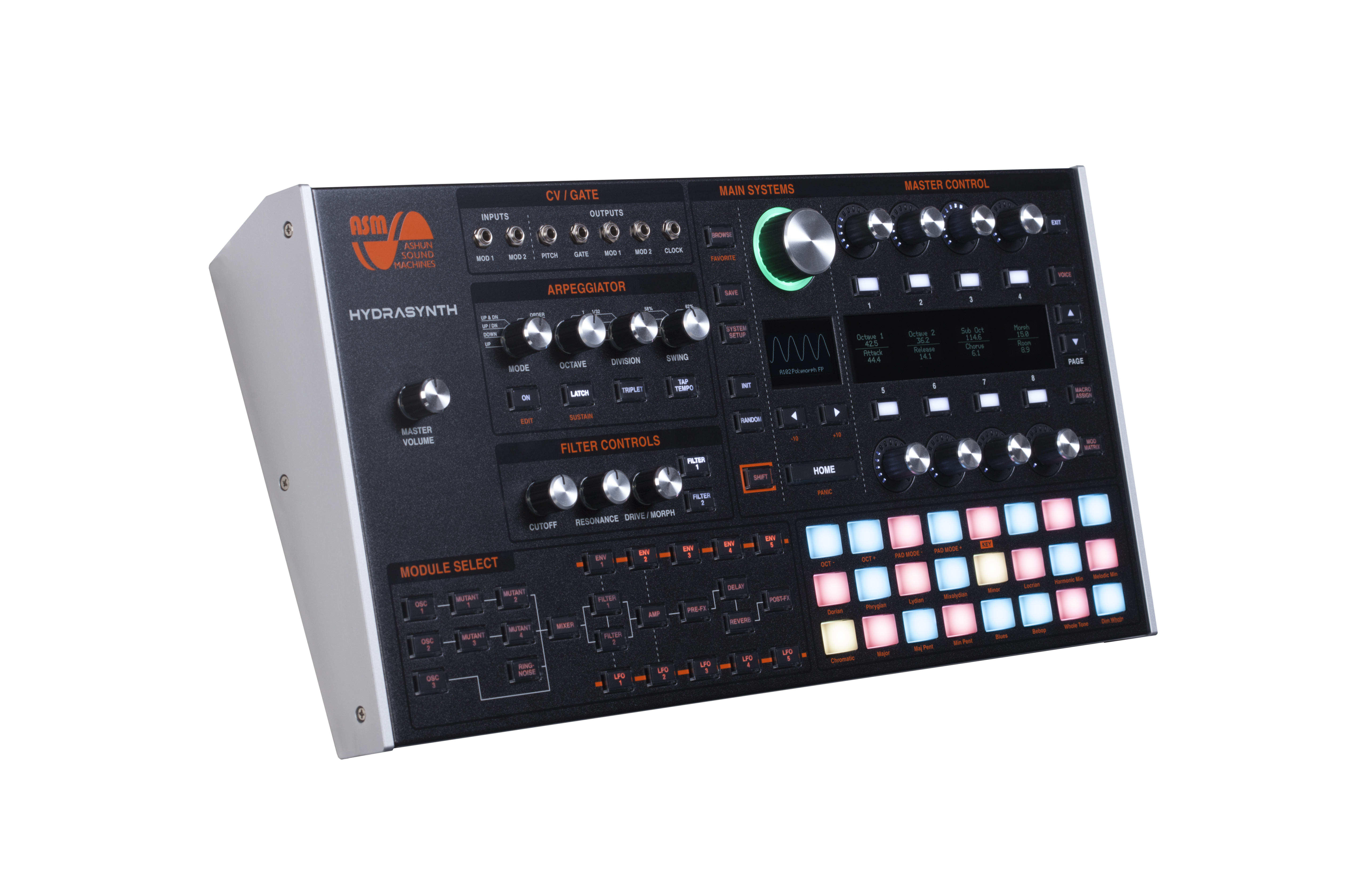 ASM Hydrasynth Desktop 243511
