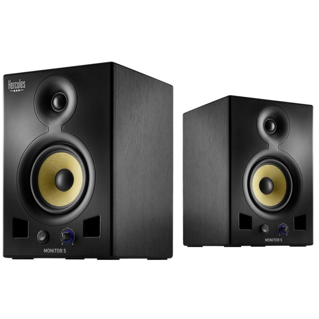 Hercules DJ Monitor 5 (Paar) 243563