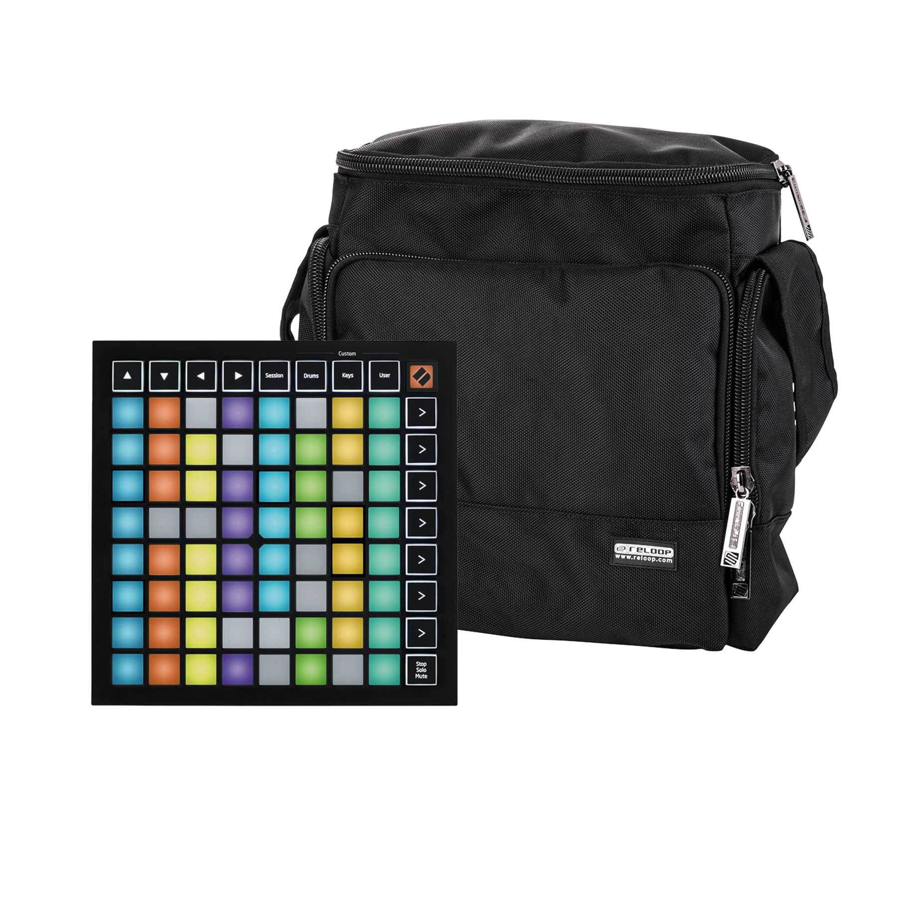 Novation Launchpad Mini MK3 + Reloop Laptop Bag 244047