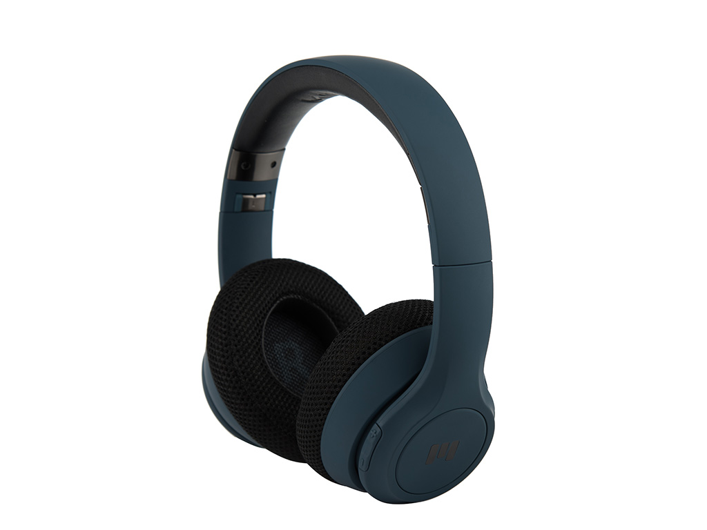 MIIEGO BOOM Premium Wireless On-Ear Kopfhörer Dust Blue 244058