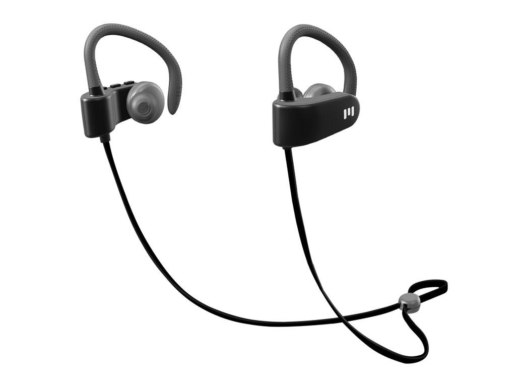 MIIEGO M1+ In-Ear Kopfhörer - Schwarz/Grau 244060