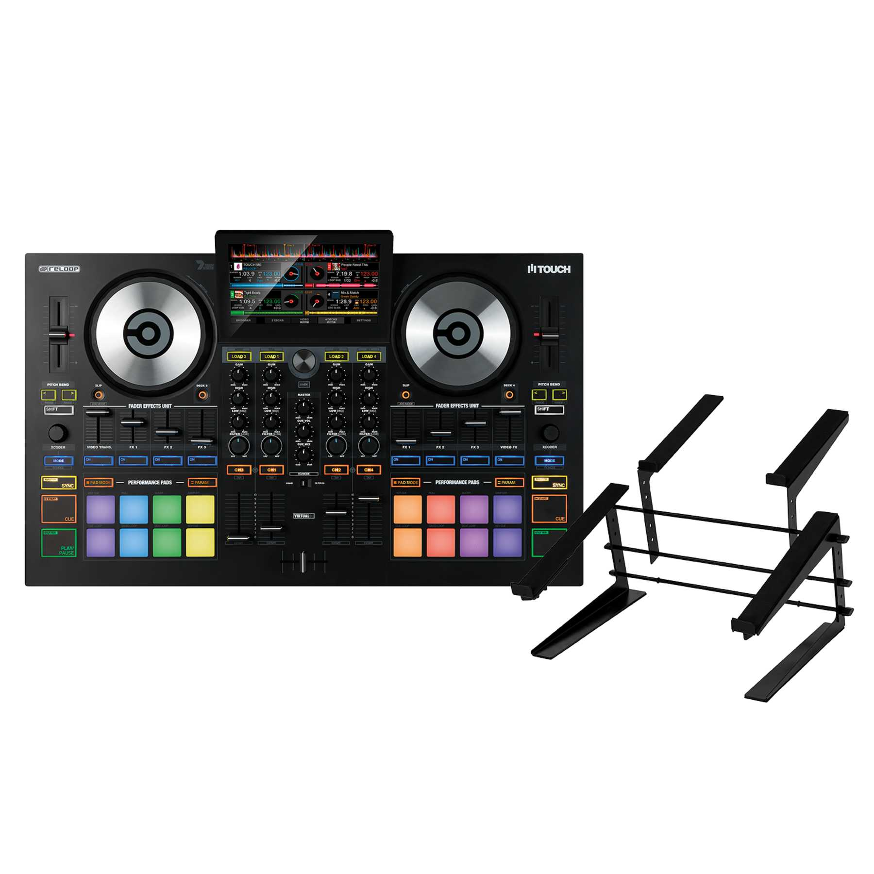 Reloop Touch + Controller Station 2 244227