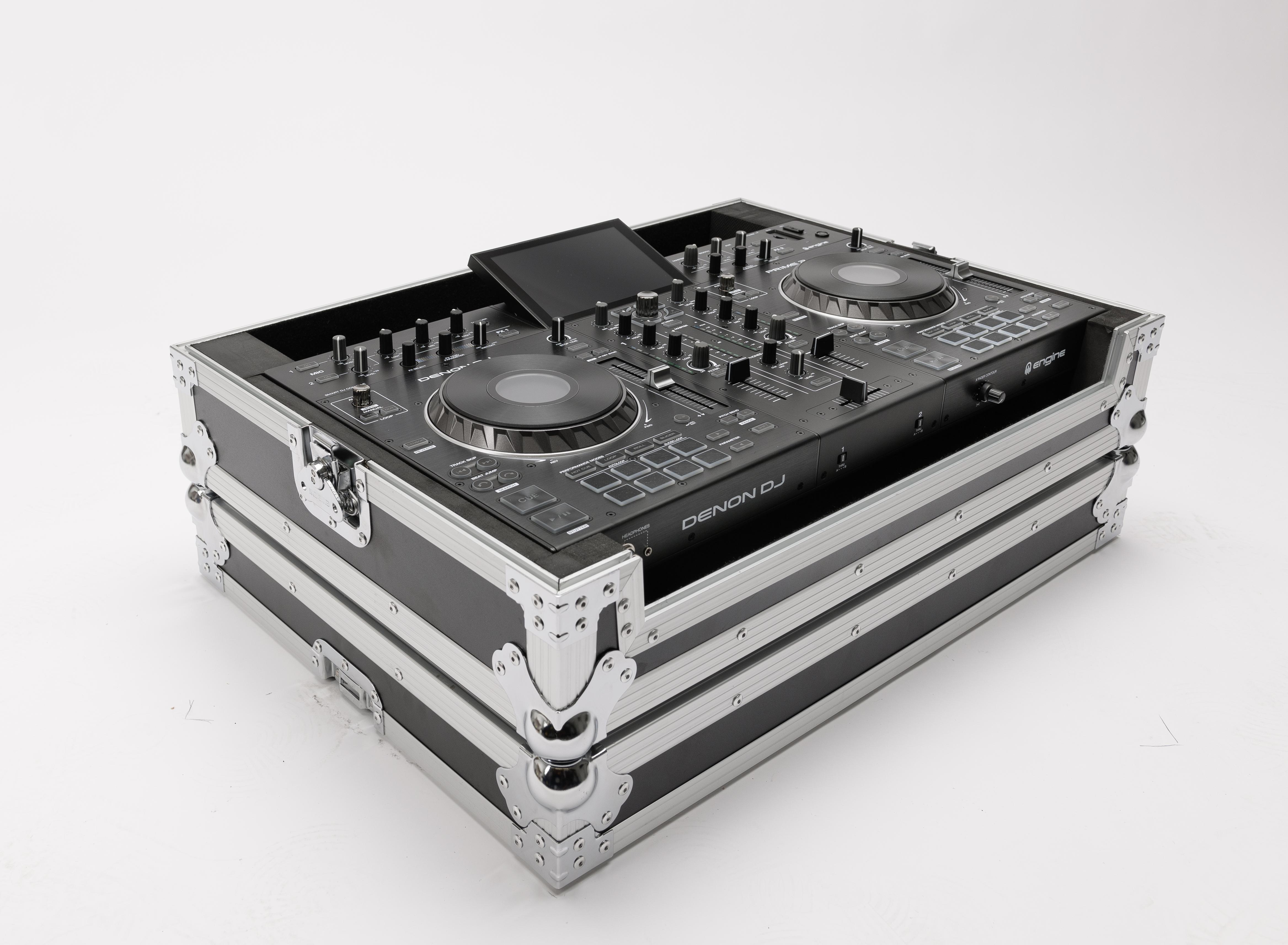 Denon DJ Prime Series Denon DJ PRIME 2 + Magma DJ-Controller Case 244279